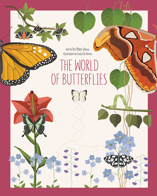 The World of Butterflies Cover Image