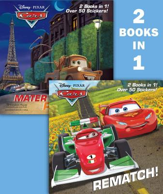 Rematch!/Mater in Paris (Disney/Pixar Cars) Cover