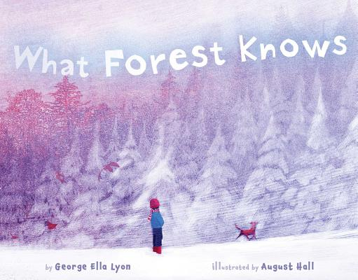 Cover for What Forest Knows