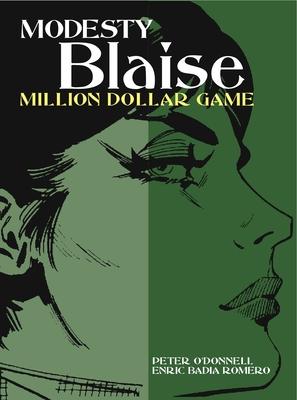 Modesty Blaise: Million Dollar Game Cover Image