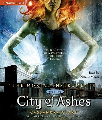 City of Ashes (The Mortal Instruments) Cover Image