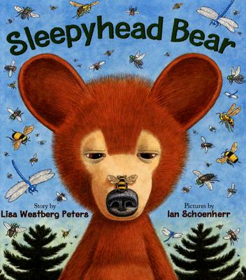 Sleepyhead Bear Cover