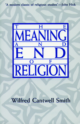 Meaning and End of Relgn Cover