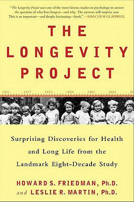 The Longevity Project Cover