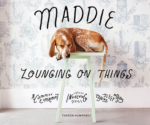 Maddie Lounging on Things: A Complex Experiment Involving Canine Sleep Patterns Cover Image