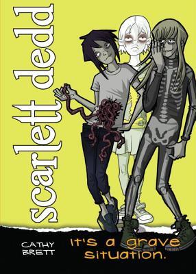 Scarlett Dedd Cover