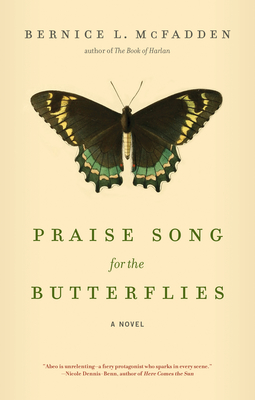 Praise Song for the Butterflies Cover Image