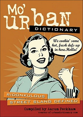 Mo' Urban Dictionary Cover