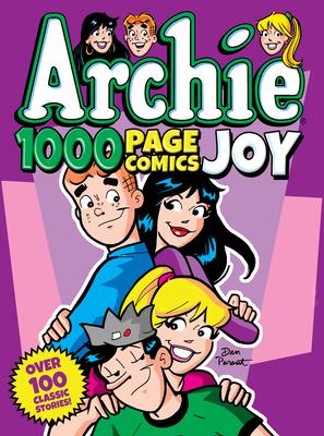 Archie 1000 Page Comics Joy (Archie 1000 Page Digests #21) Cover Image