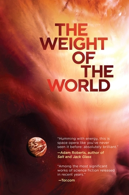 The Weight of the World Cover