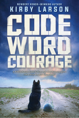 Code Word Courage (Dogs of World War II) Cover Image