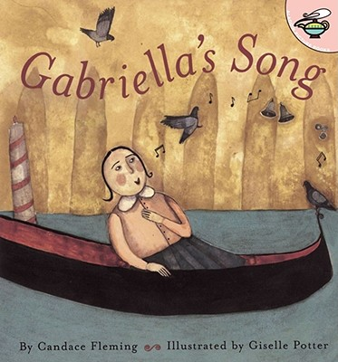 Gabriella's Song Cover Image