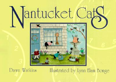 Nantucket Cats Cover Image