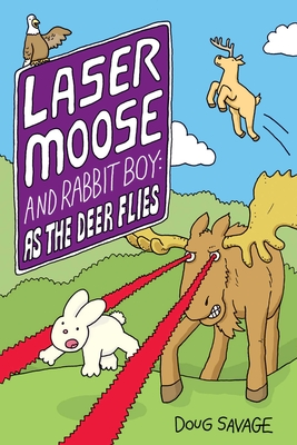 Cover for Laser Moose and Rabbit Boy