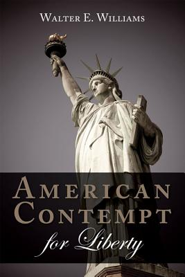 American Contempt for Liberty Cover Image