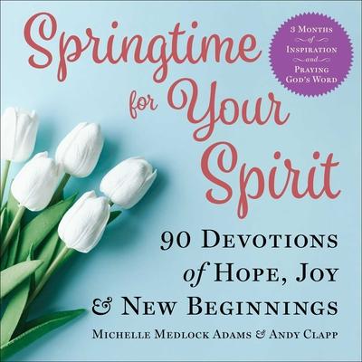Cover for Springtime for Your Spirit