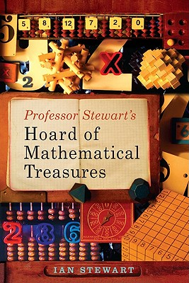 Cover for Professor Stewart's Hoard of Mathematical Treasures