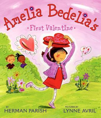 Amelia Bedelia's First Valentine Cover