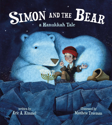 Simon and the Bear: A Hanukkah Tale Cover Image