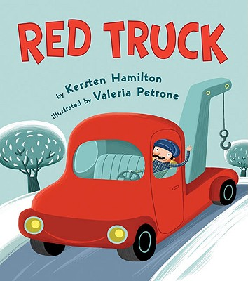 Red Truck Cover