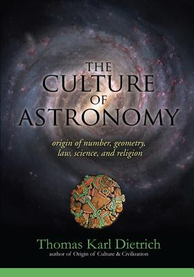 The Culture of Astronomy Cover
