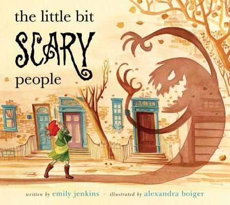 The Little Bit Scary People Cover Image