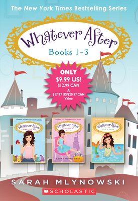 Whatever After Books 1-3 Cover Image