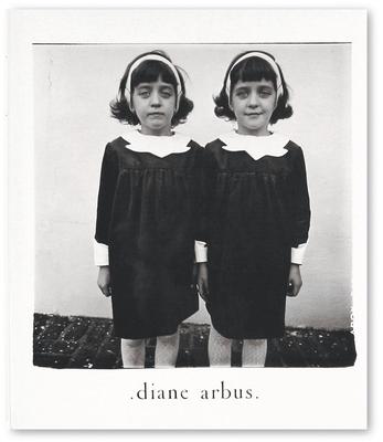 Diane Arbus Cover