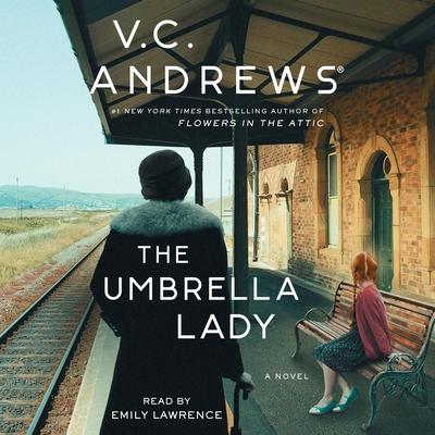 The Umbrella Lady Cover Image