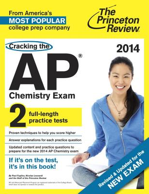 Cracking the AP Chemistry Exam Cover