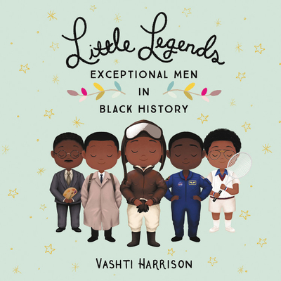 Little Legends: Exceptional Men in Black History Lib/E Cover Image