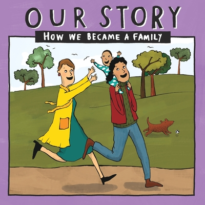 Our Story - How We Became a Family (19): Two mum families who used sperm donation- single baby Cover Image