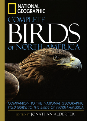 National Geographic Complete Birds of North America Cover