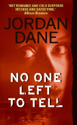 No One Left To Tell (No One Series #2) Cover Image
