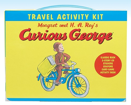 Curious George Travel Activity Kit Cover Image