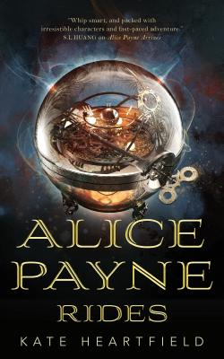 Alice Payne Rides Cover Image