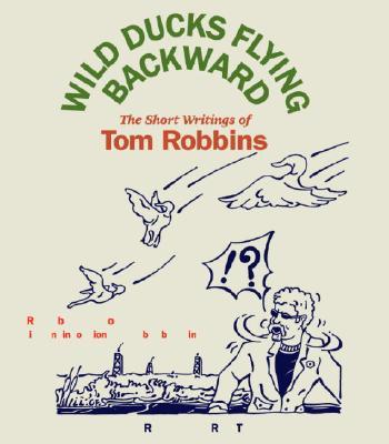 Wild Ducks Flying Backward Cover Image