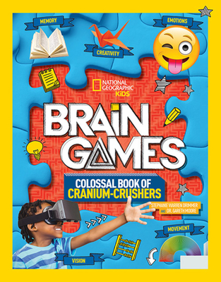 Brain Games: Colossal Book of Cranium-Crushers Cover Image
