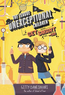The League of Unexceptional Children: Get Smart-ish Cover Image