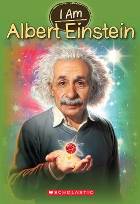 I Am Albert Einstein Cover Image