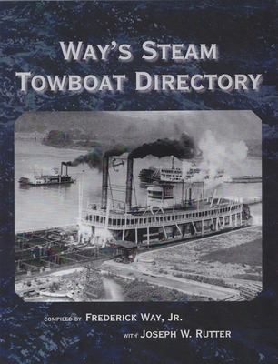Cover for Way's Steam Towboat Directory
