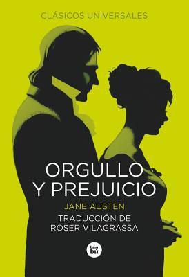 Orgullo y Prejuicio (Letras mayúsculas. Clásicos universales) Cover Image