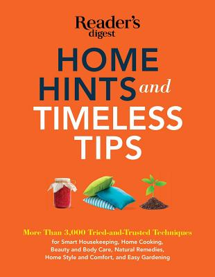 Cover for Home Hints and Timeless Tips