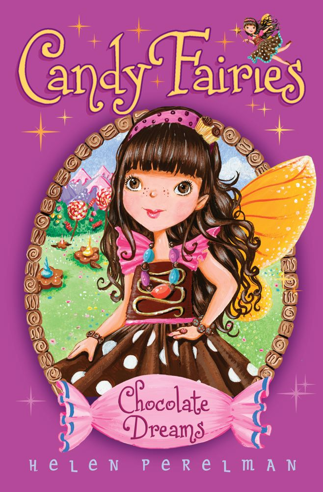 Chocolate Dreams (Candy Fairies #1) Cover Image