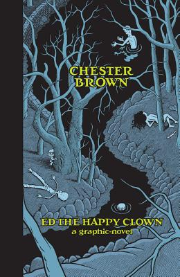 Ed the Happy Clown Cover
