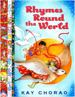 Rhymes Round the World Cover