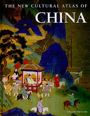 Cover for The New Cultural Atlas of China