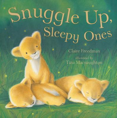 Snuggle Up, Sleepy Ones Cover
