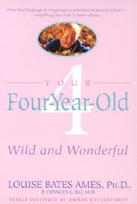 Your Four-Year-Old Cover