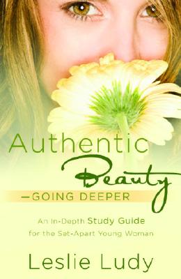 Authentic Beauty, Going Deeper Cover